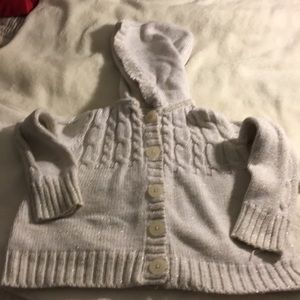 Children's Place Button up sweater